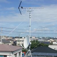 UHF.BSアンテナ